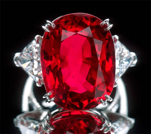 23 Carat Carmen L 250 Cia Ruby Is One Of The World S Most