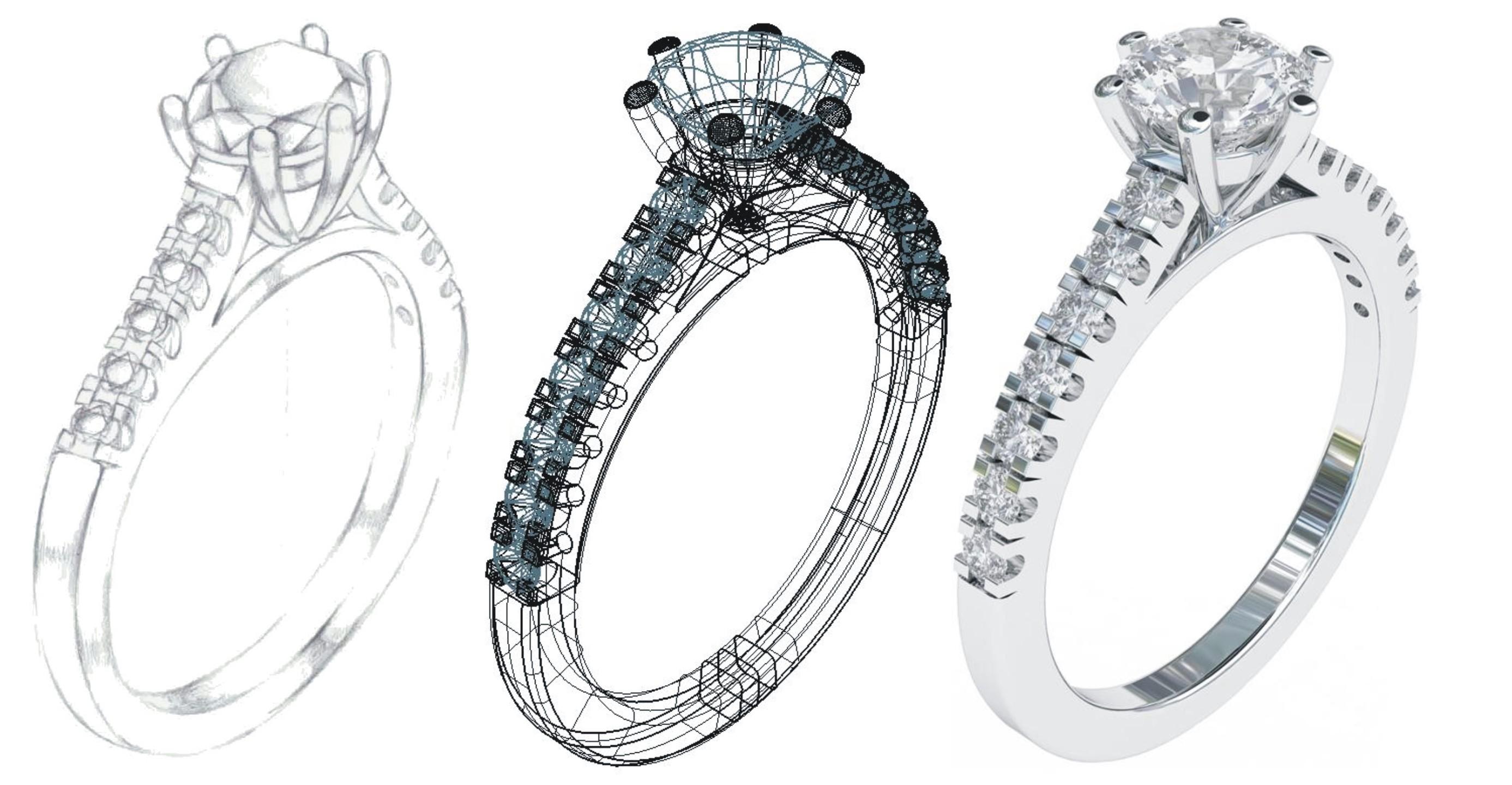 Philadelphia diamonds custom jewelry custom necklace custom ring custom jewelry junglespirit Images