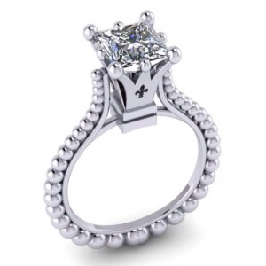 Queen Cut Diamond Collection